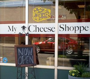 My Cheese Shoppe Knows Their Cheese!