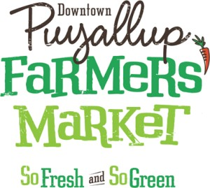 Puyallup Farmers Market 2012!